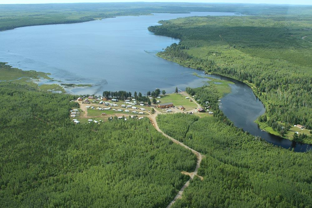 Kab lake lodge northwestern ontario fising and hunting for Ontario canada fishing resorts
