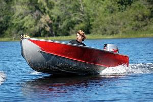 Boat Rentals at Kab Lake